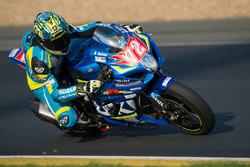#72 Suzuki: Baptiste Guittet