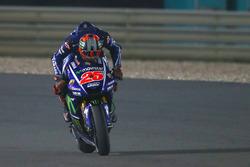 Maverick Viñales, Yamaha Factory Racing embrasse sa Yamaha