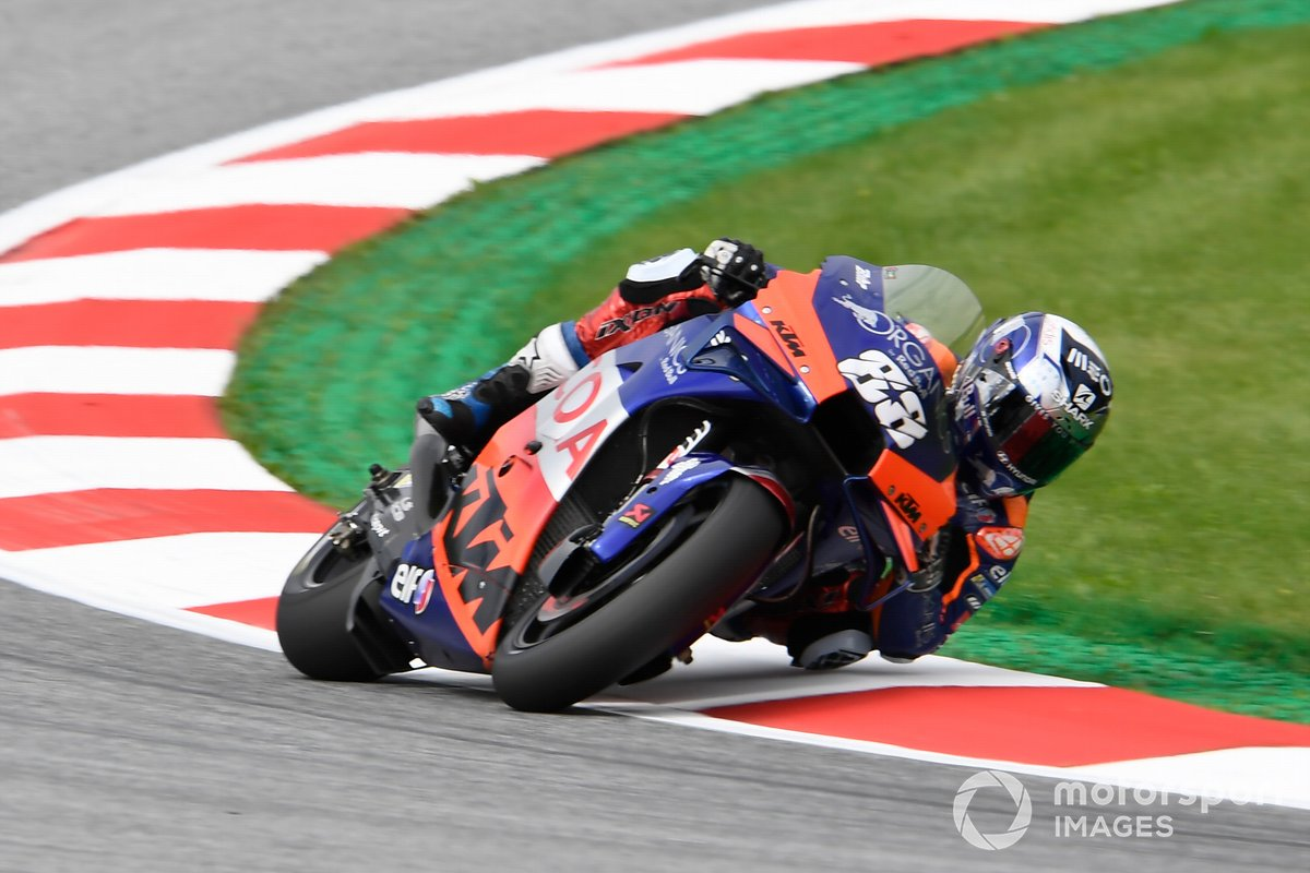 P11 Miguel Oliveira, Red Bull KTM Tech 3
