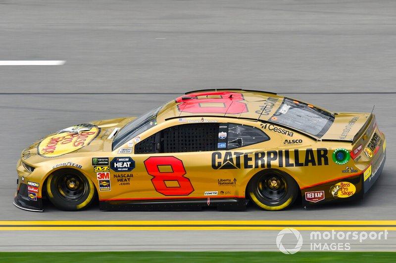 29. Daniel Hemric, Richard Childress Racing, Chevrolet Camaro