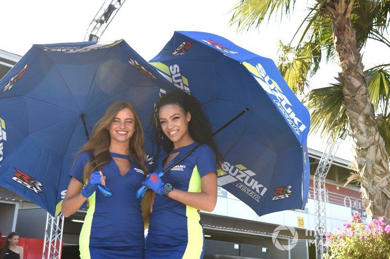 Rajtrácslányok - MotoGP - Katar