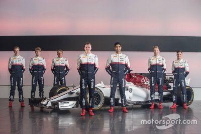 Annonce Sauber Junior Team