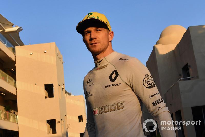 10º Nico Hulkenberg: 23 puntos (pierde una posición respecto a 2017)