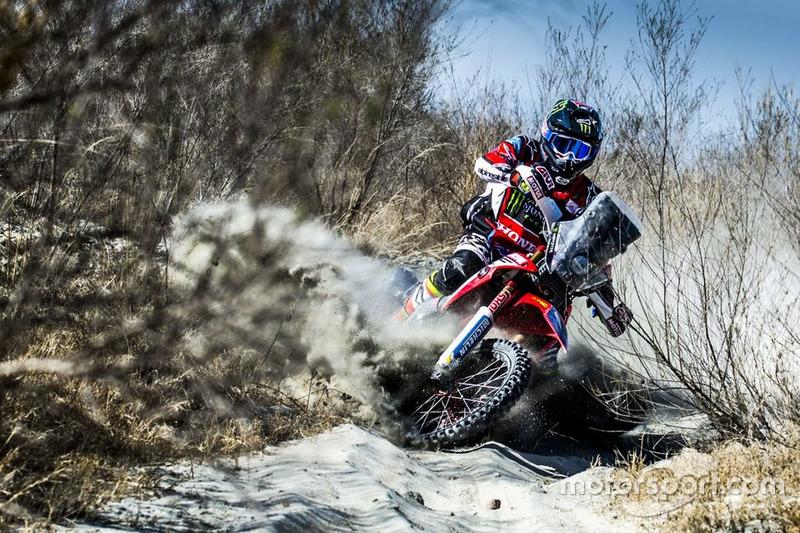 Kevin Benavides, Honda HRC