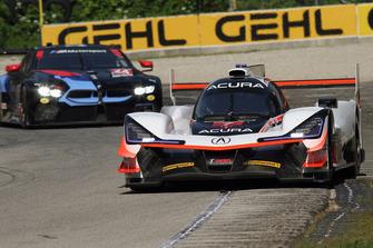 #7 Acura Team Penske Acura DPi, P - Helio Castroneves, Ricky Taylor