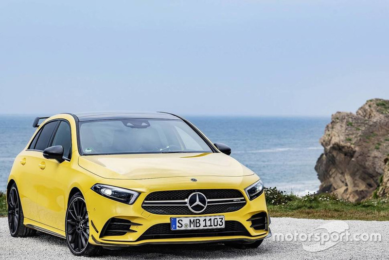 Mercedes-AMG A35 4Matic 2019 року