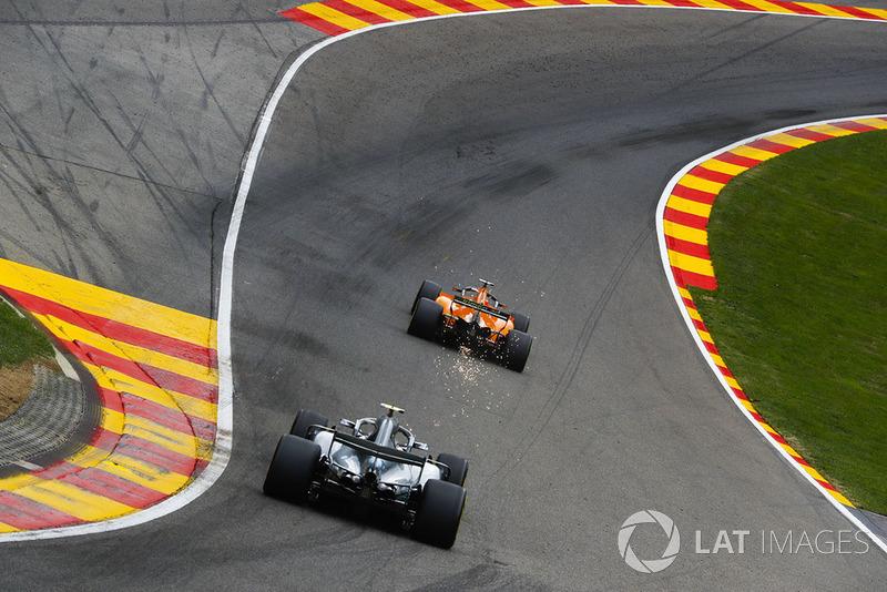 Valtteri Bottas - Mercedes - 7
