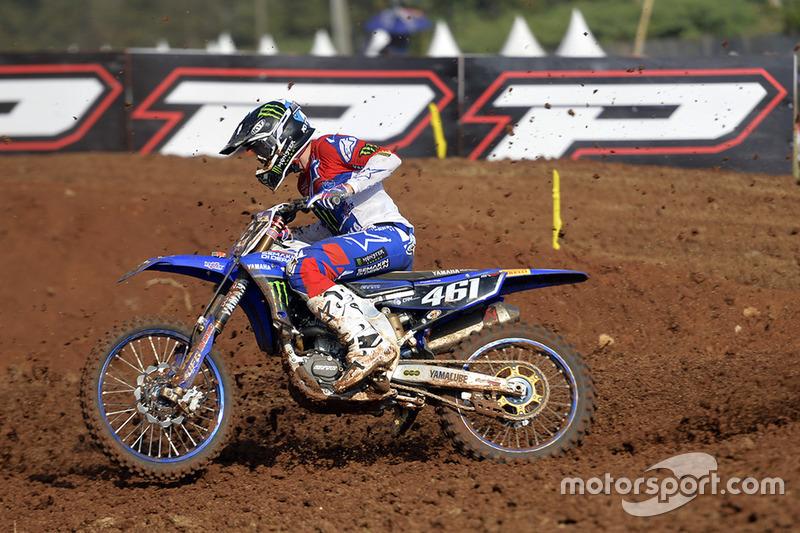 Romain Febvre, Yamaha Factory Racing