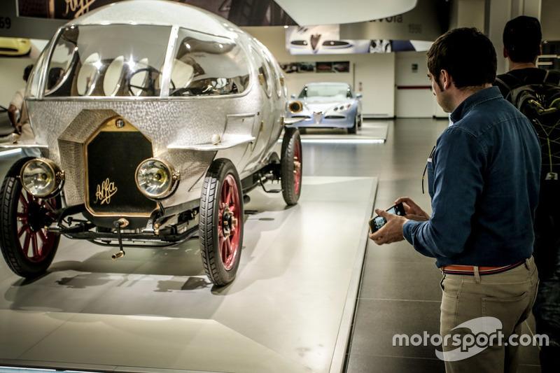 Alfa Romeo Siluro