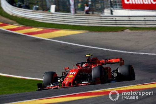 LIVE F1 - Le GP de Belgique en direct
