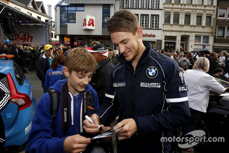 #18 Schubert Motorsport, BMW M6 GT3: Marco Wittmann