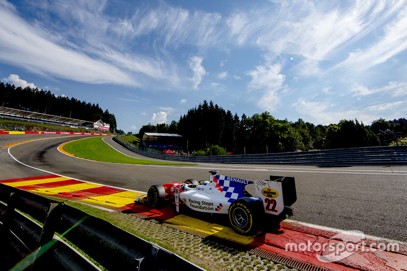 #6: Senke von Eau Rouge in Spa