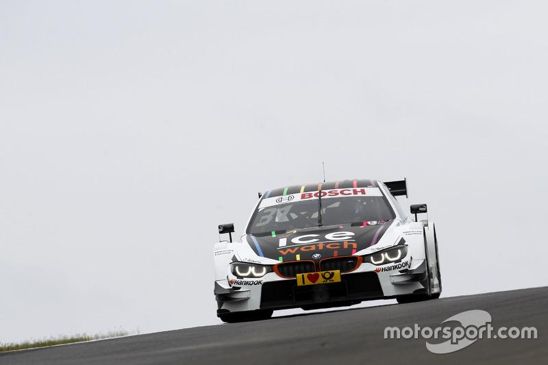 11. Tom Blomqvist, BMW Team RBM, BMW M4 DTM