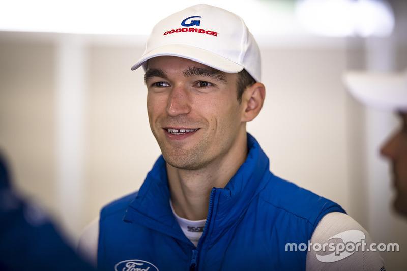Harry Tincknell, Ford Chip Ganassi Racing Team UK