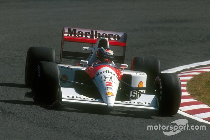 #2: McLaren-Honda MP4/6 von 1991
