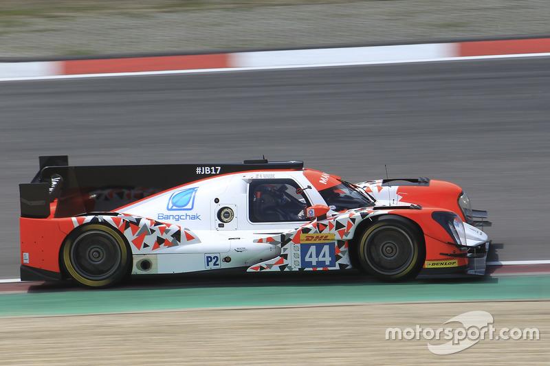 5. LMP2: #44 Manor, Oreca 05 - Nissan: Tor Graves, Antonio Pizzonia, Matthew Howson