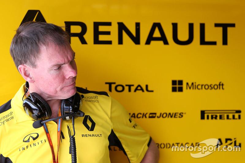 Alan Permane, Renault Sport F1 Team