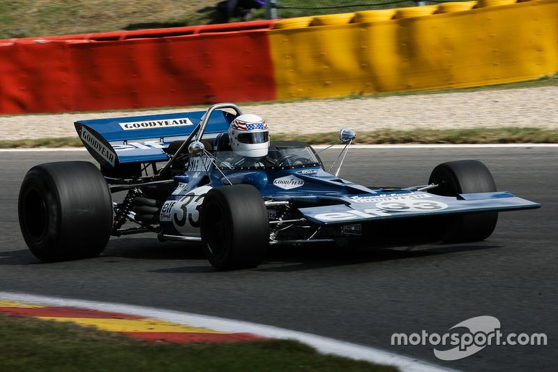 #33 Tyrrell 001 (1970): John Delane