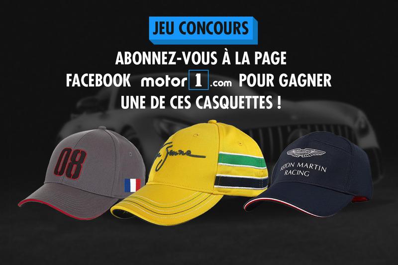 Jeu concours Motor1 / Facebook