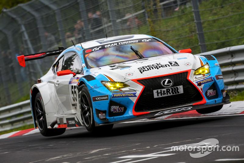 #6: Dominik Farnbacher und Mario Farnbacher, Lexus RC-F GT3