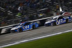 Brian Scott, Richard Petty Motorsports Ford, Ricky Stenhouse Jr., Roush Fenway Racing Ford