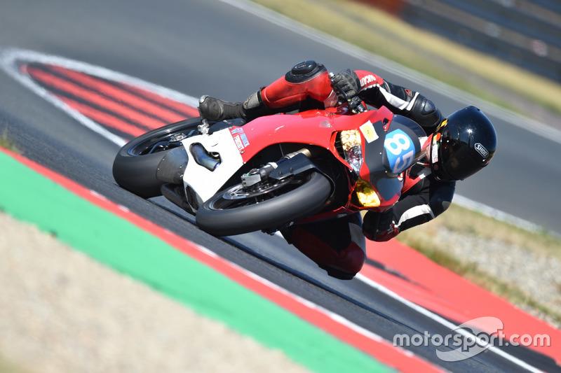 #85, Frotsbeulen Racing, Ducati: Martin Mockenhaupt, Rainer Bäcker, Dierk Mester