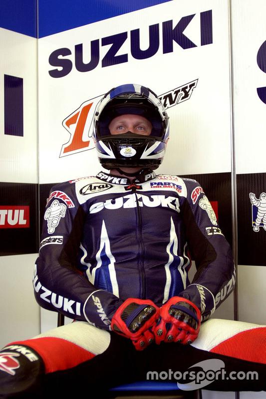 Kenny Roberts Jr., Team Suzuki