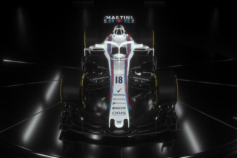 Formula 1 Fotogallery: ecco la Williams FW41