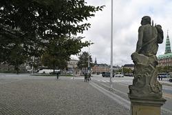 Hairrpin at Christiansborg
