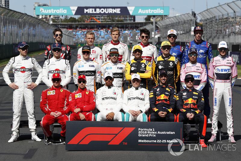 Gezocht: De Formule 1-coureurs voor 2019