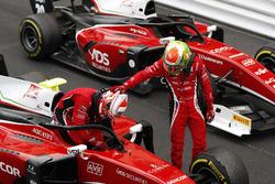 Antonio Fuoco, Charouz Racing System and Louis Deletraz, Charouz Racing System
