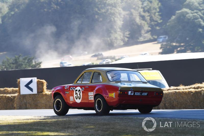 Henry Mann, Ford Escort Twin Cam (62,37 detik)