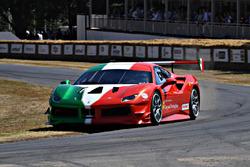 Ray Grimes Ferrari