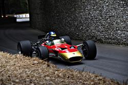 Andrew Beaumont Lotus 49