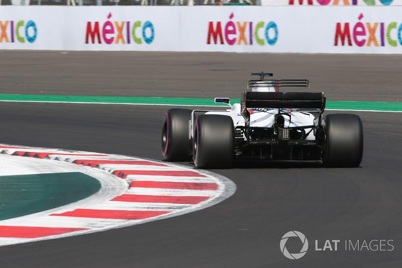 11. Felipe Massa, Williams FW40