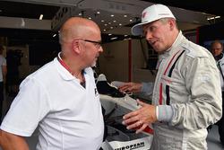 Mike Gascoyne, Stuart Codling, F1 Racing dergisi, 2 koltuklu F1 deneyimi