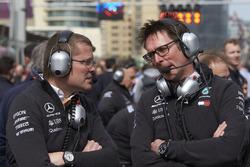 Peter Bonnington, Race Engineer, Mercedes AMG