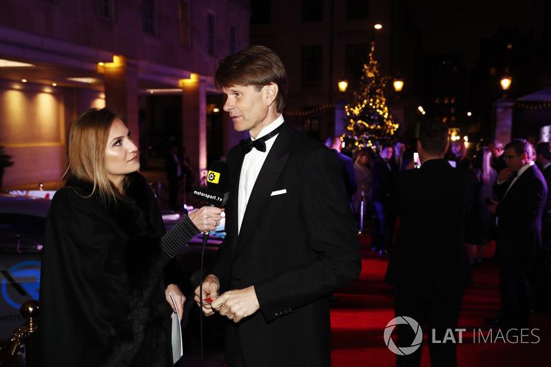Julia Piquet interviews Marcus Gronholm