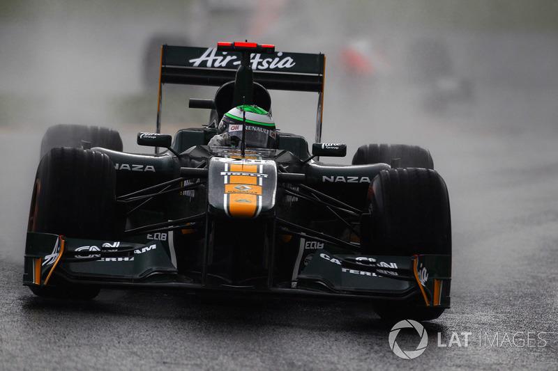 2011 - Une Q2 miracle à Spa-Francorchamps