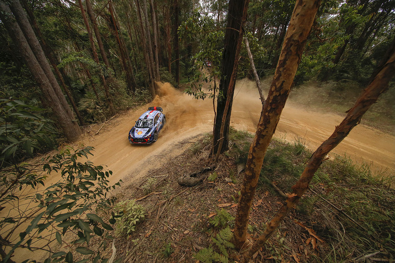 Thierry Neuville, Nicolas Gilsoul, Hyundai i20 WRC