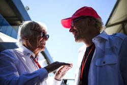 Bernie Ecclestone, Fahri Direktör, Formula 1 ve Jacques Villeneuve