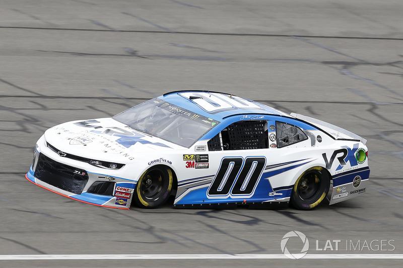 23. Jeffrey Earnhardt, No. 00 StarCom Racing Chevrolet Camaro