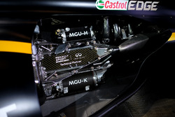 Двигатель Renault F1 Team RS17