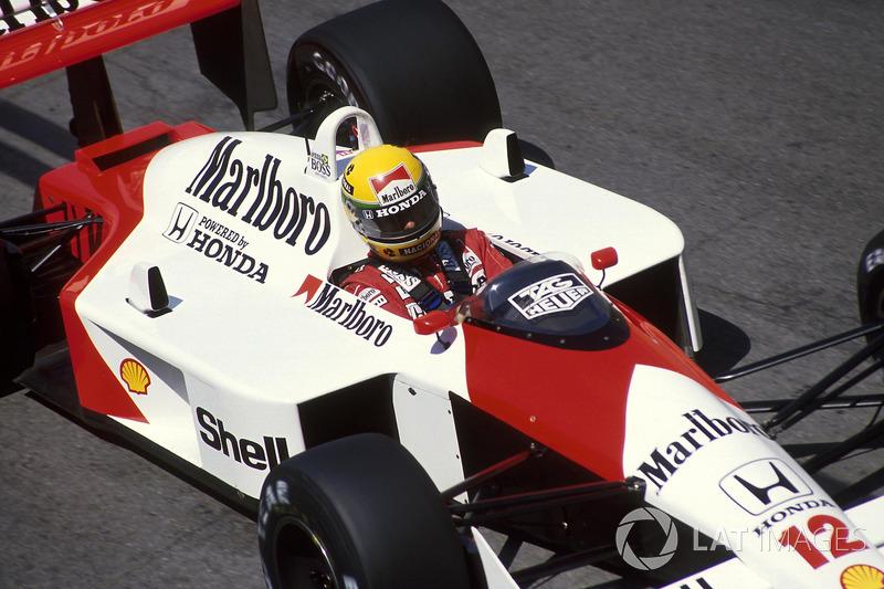 28 років - перехід до McLaren