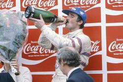 Podyum: 3. Nigel Mansell, Lotus 81B