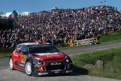 Andreas Mikkelsen, Anders Jäger, Citroën C3 WRC, Citroën World Rally Team