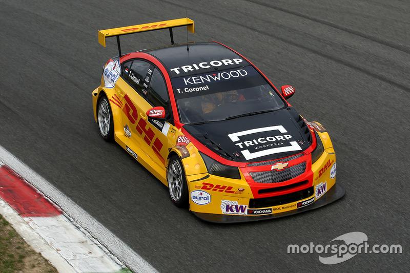 n°9 - Tom Coronel, Roal Motorsport, Chevrolet RML Cruze TC1