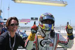 PC ganador de la pole Gustavo Yacaman con Chapman Ducote, BAR1 Motorsports