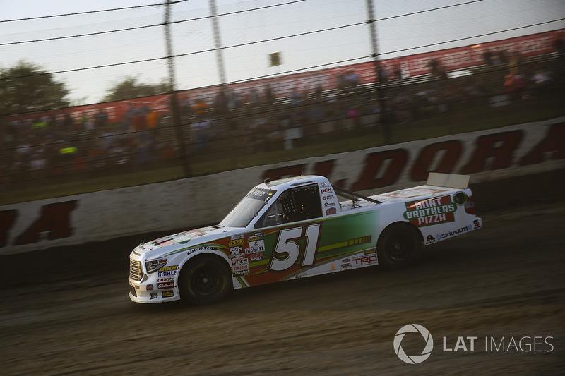Harrison Burton, Kyle Busch Motorsports Toyota