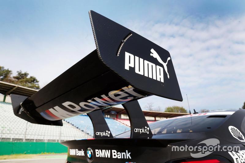 Rear wing, BMW M4 DTM